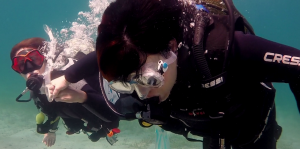 Diving with disabilities