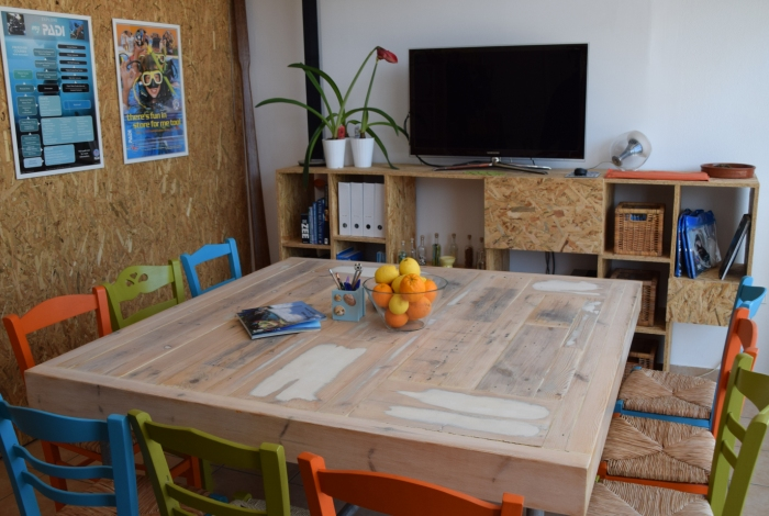 Blue Yard Hub class room