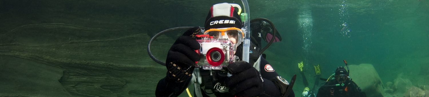 Digital Underwater Photographer (feature)