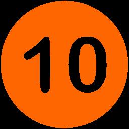 Coral Orange - 10