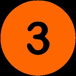 Coral Orange - 3
