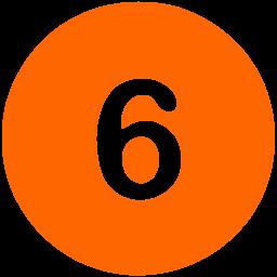 Coral Orange - 6