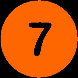 Coral Orange - 7