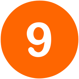 Coral Orange - 9